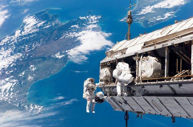 AEROSPACE DOWN TO EARTH